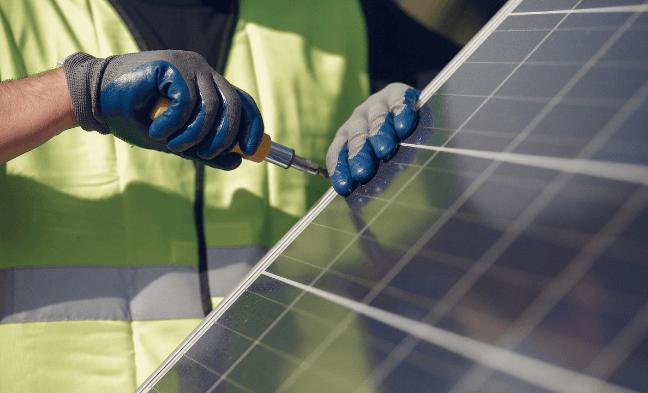 instalacao de energia solar